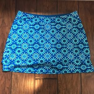 Tranquility Athletic Skirt Size L